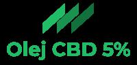 Olej CBD 5% – Olej CBD 5 – Olej konopny CBD 5%